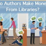Do authors make money from libraries