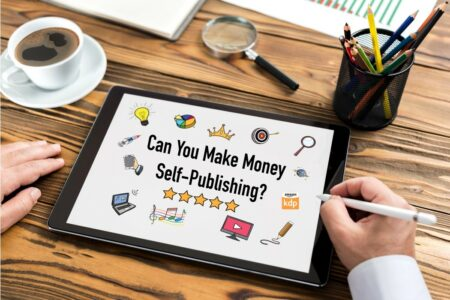 can you make money self-publishing on amazon kdp