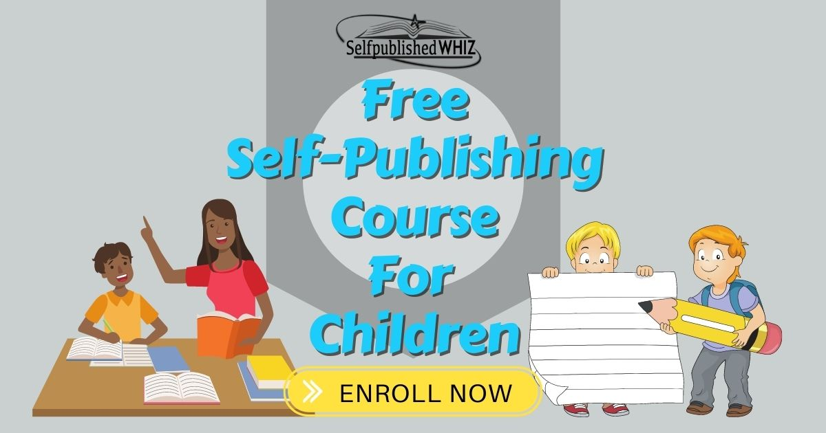 free self publishing course for children
