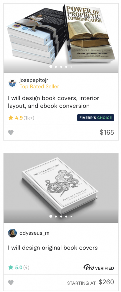 How Much Does A Book Cover Cost? $150-$700