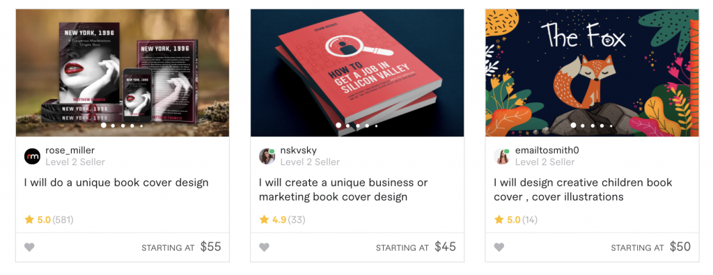 How Much Does A Book Cover Cost? $15-$200