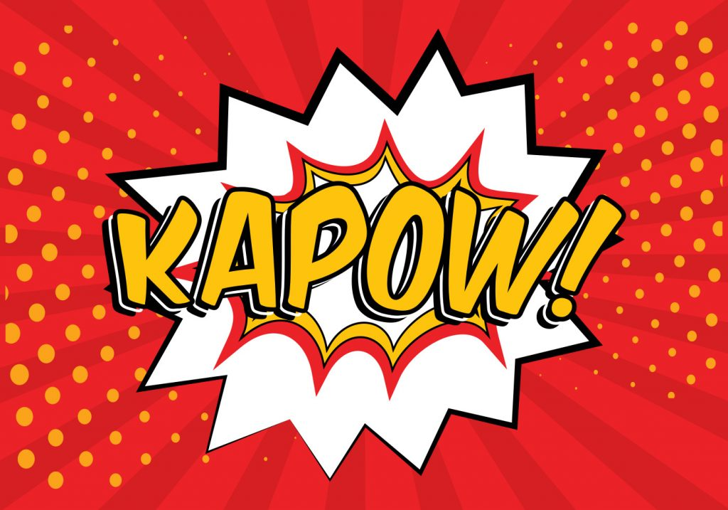 how to sell your own comic book online KAPOW!