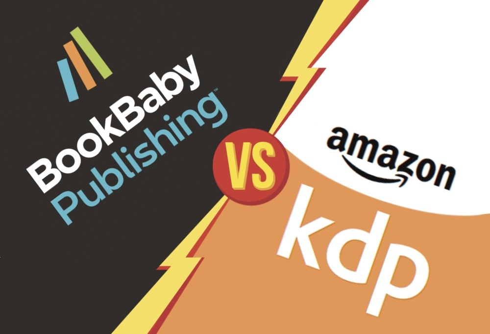 BookBaby Vs. KDP