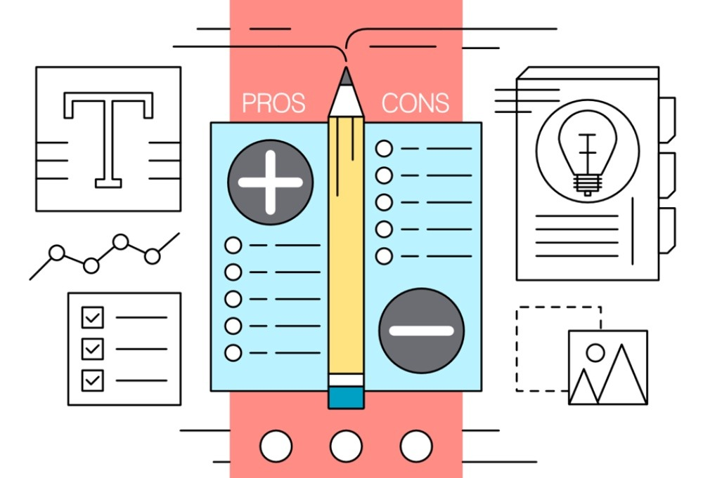 pros and cons of self publishing