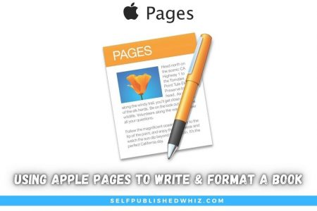 Using Apple Pages To Write & Format A Book