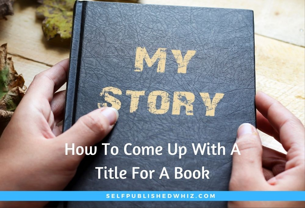 how to come up with a title for a book