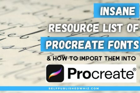 Procreate Fonts