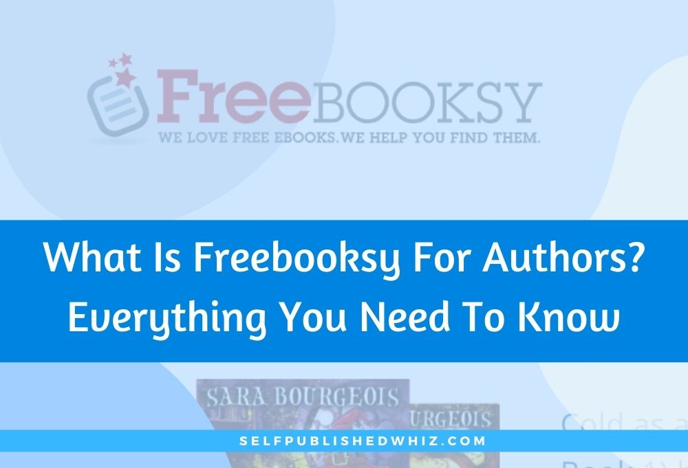 freebooksy for authors